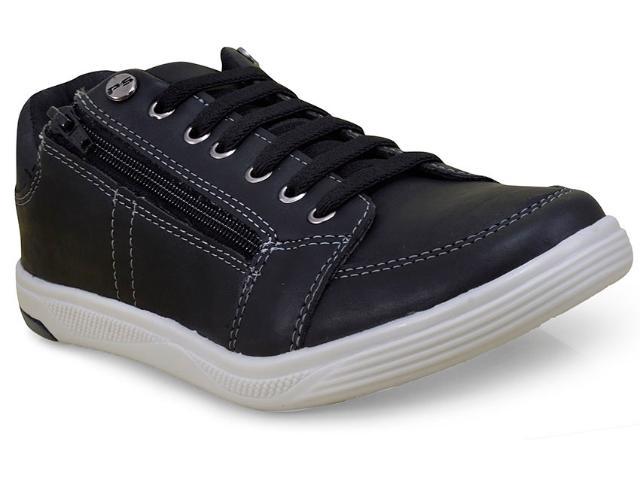 Sapatênis Masculino Ped Shoes 79000-a Preto