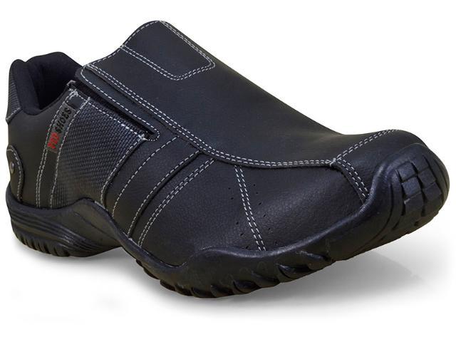 Sapatênis Masculino Ped Shoes 2014-a/13 Preto
