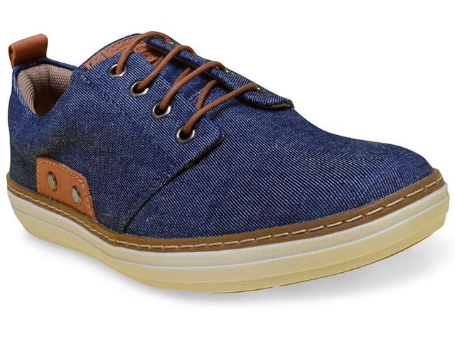 Sapatênis Masculino West Coast 118619/3 Jeans