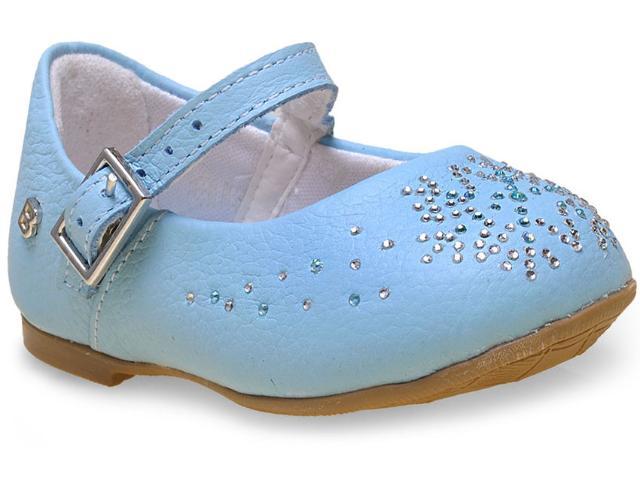 Sapatilha Fem Infantil Bibi 874050 Azul