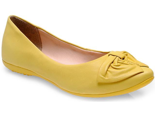 Sapatilha Feminina Bottero 213602 Amarelo