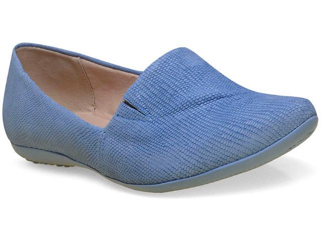 Sapatilha Feminina Bottero 261003 Azul Sereno