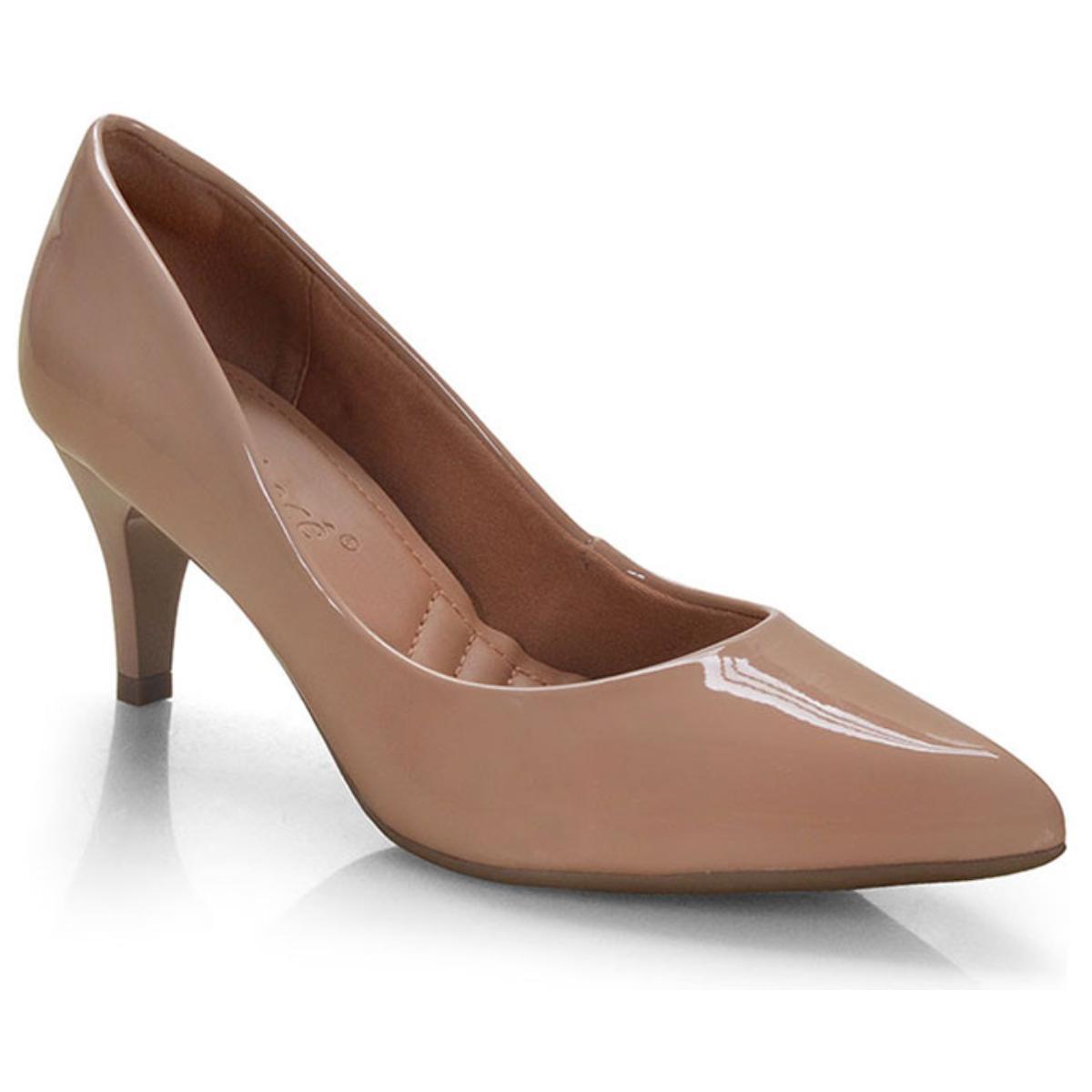 Sapato Feminino Bebêcê6810061 Antique