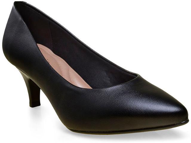 Sapato Feminino Beira Rio 4076150 Preto