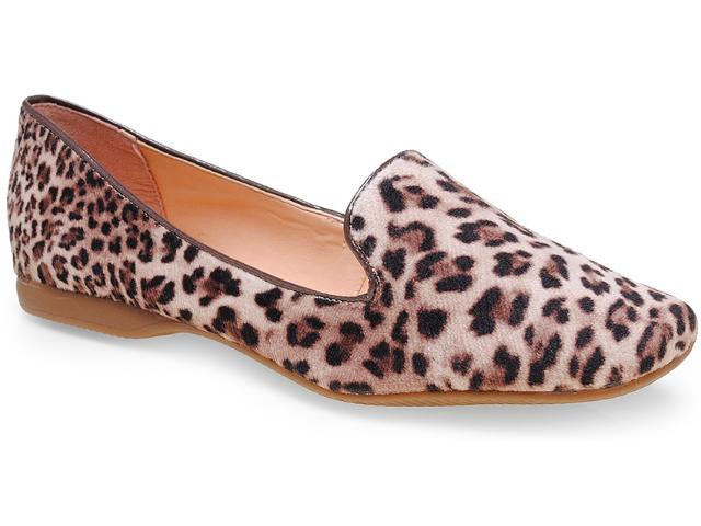 Sapato Feminino Bottero 210502 Jaguatirica