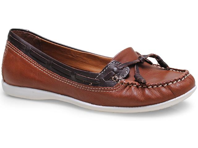Sapato Feminino Bottero 225501 Dark Brown