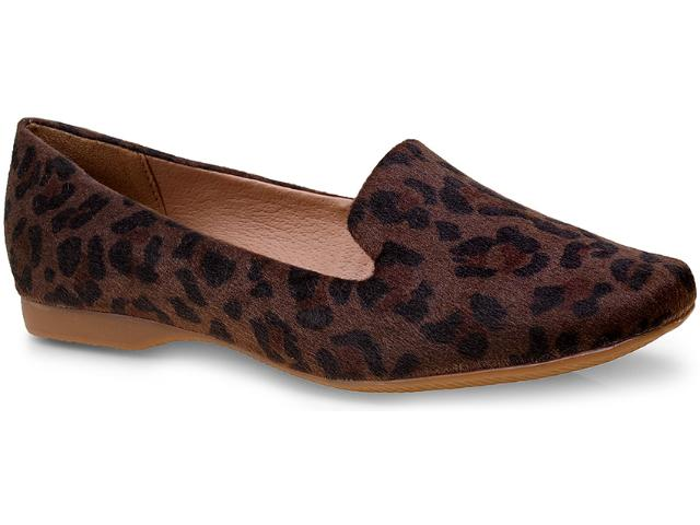 Sapato Feminino Bottero 232301 Onca Café