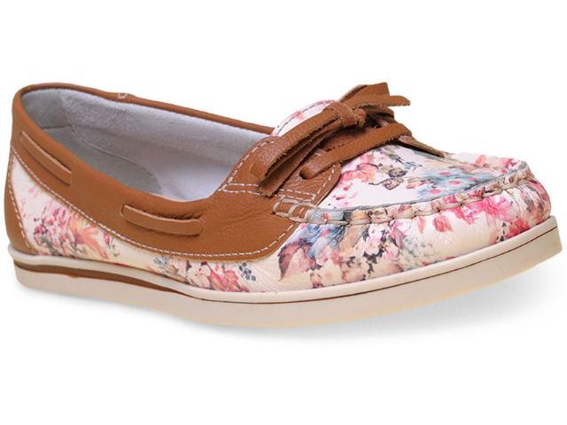 Sapato Feminino Bottero 236601 Rosa/caramelo