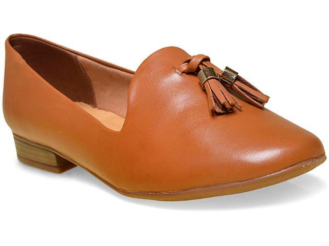 Sapato Feminino Bottero 242504 Caramelo