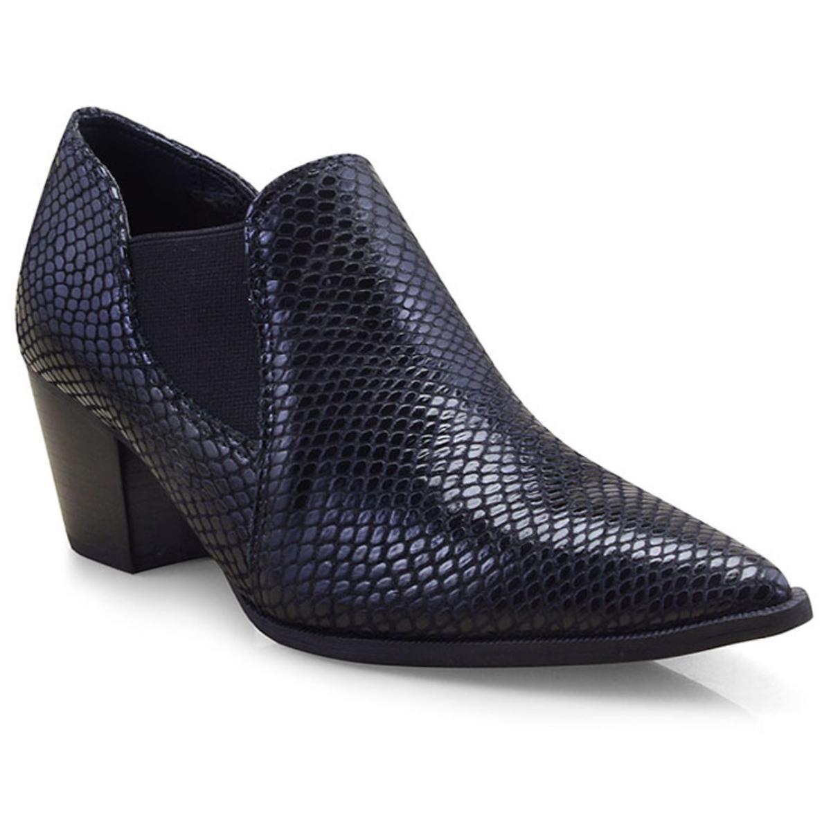 Sapato Feminino Bottero 300305 Preto