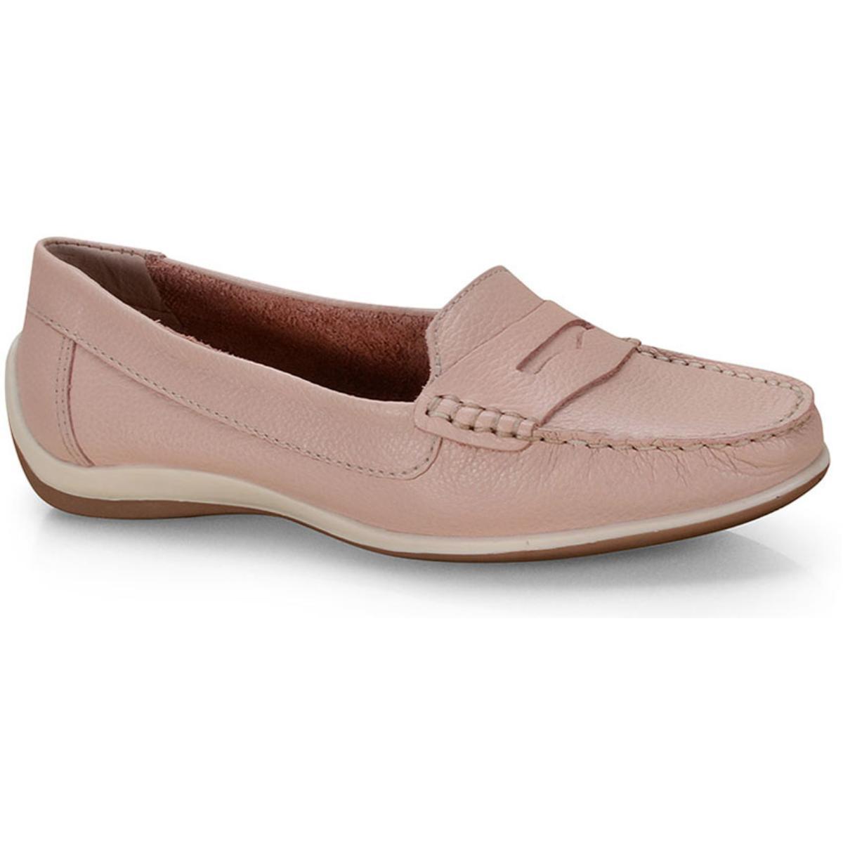 Sapato Feminino Bottero 306102 Rosa Quartz
