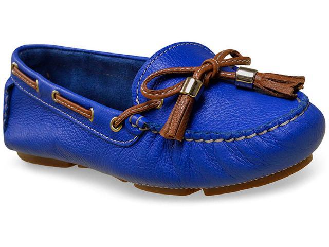 Sapato Feminino Bottero 258101 Royal/caramelo