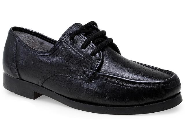 Sapato Masculino Bras America 4003 Preto