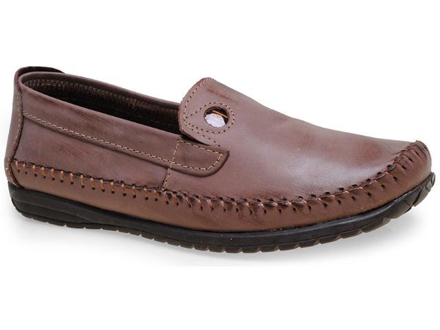 Sapato Masculino Bras America 5051 Pinhao
