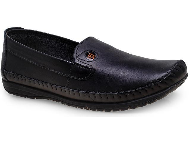 Sapato Masculino Bras America 5051 Preto