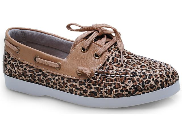 Sapato Feminino Brenners 4000 Onca