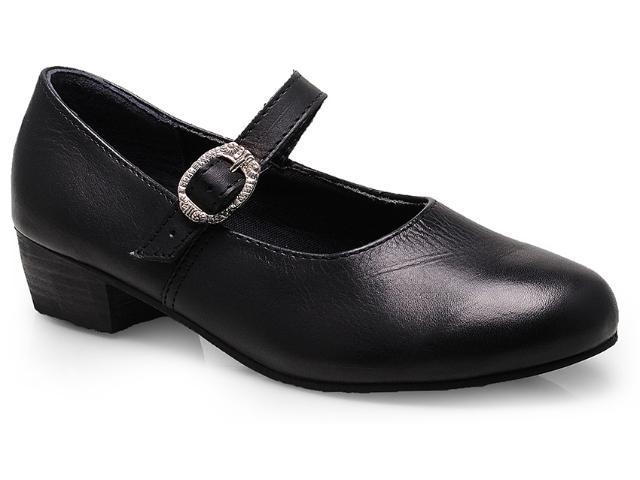 Sapato Feminino Brenners Sap 001 Preto