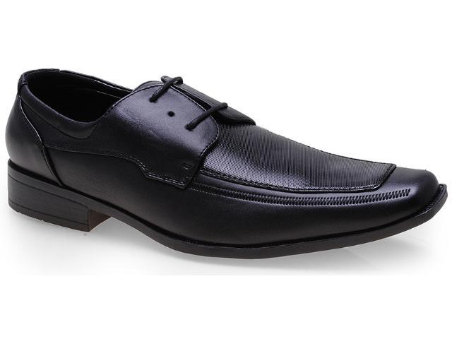Sapato Masculino Broken Rules 89082 Preto