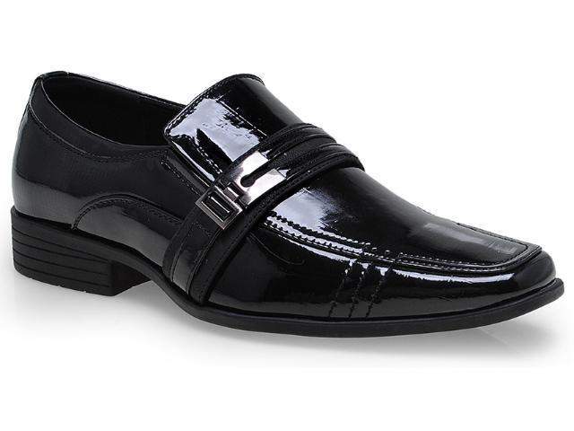 Sapato Masculino Broken Rules 89123 Preto