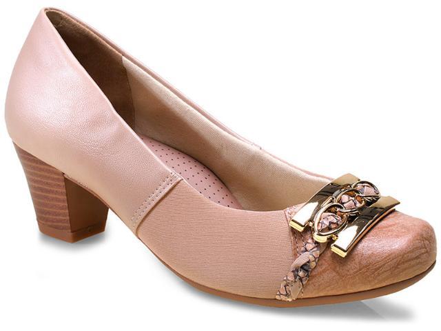 Sapato Feminino Campesi 4871 Natural