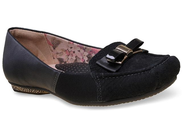 Sapato Feminino Campesi 5073 Preto