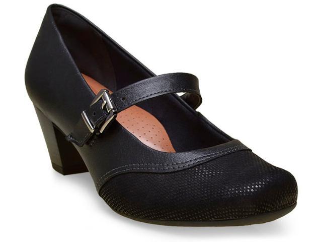 Sapato Feminino Campesi 5375 Preto