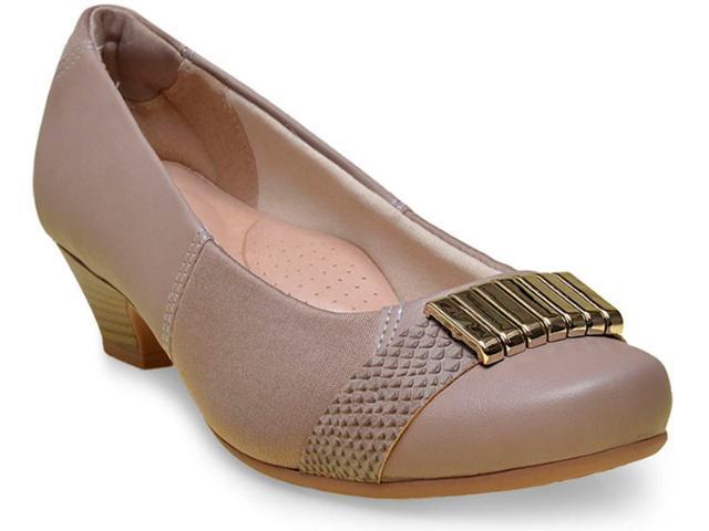 Sapato Feminino Campesi 5451 Taupe