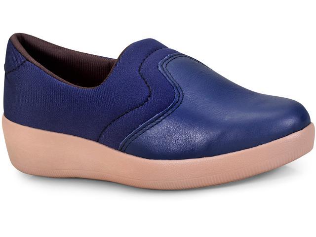 Sapato Feminino Campesi L6053 Marinho