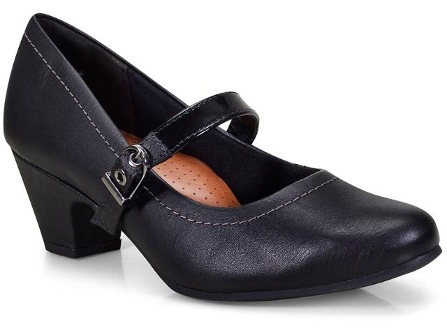 Sapato Feminino Campesi L6134 Preto