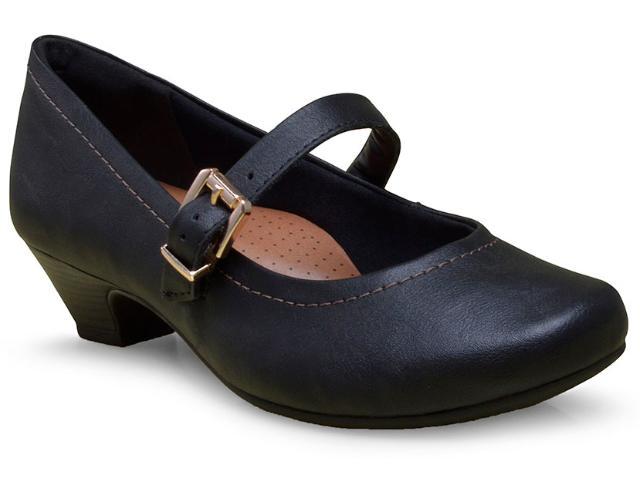 Sapato Feminino Campesi 5752 Preto