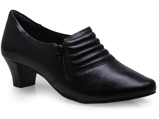 Sapato Feminino Comfortflex 14-95305 Preto