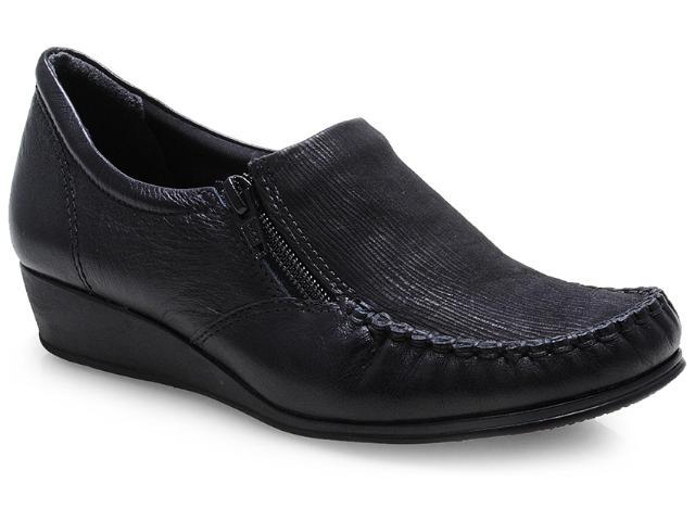 Sapato Feminino Comfortflex 14-93405 Preto