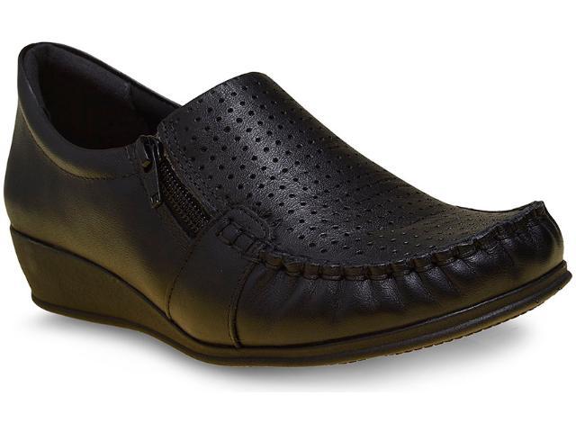 Sapato Feminino Comfortflex 16-93303 Preto