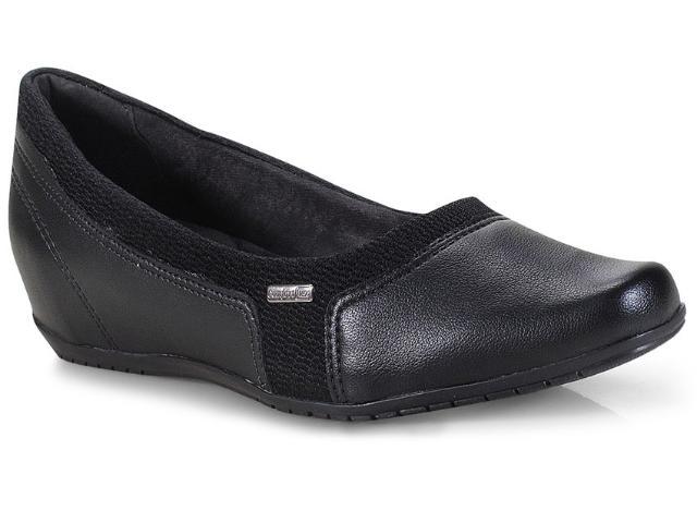 Sapato Feminino Comfortflex 18-94301 Preto