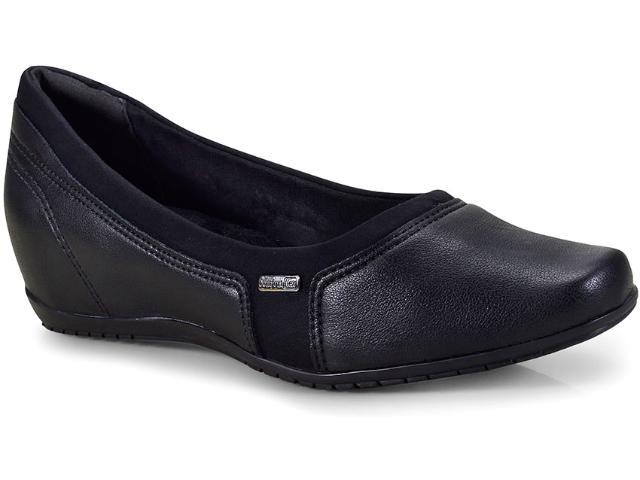 Sapato Feminino Comfortflex 18-94301/1 Preto
