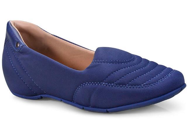 Sapato Feminino Comfortflex 18-46301 Marinho