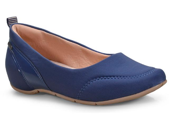Sapato Feminino Comfortflex 18-46401 Marinho