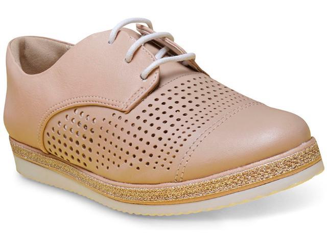 Sapato Feminino Comfortflex 17-64301 Nude