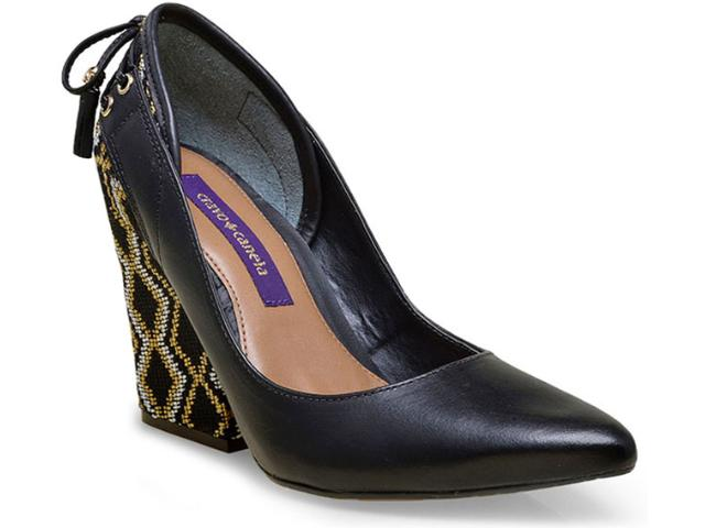 Sapato Feminino Cravo e Canela 136604-1 Preto
