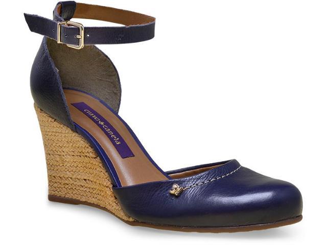 Sapato Feminino Cravo e Canela 144802/1 Navy