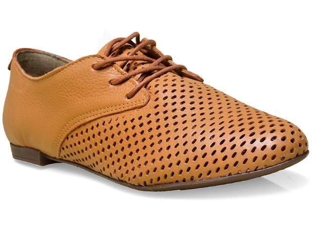 Sapato Feminino Cravo e Canela 140710/4 Camel