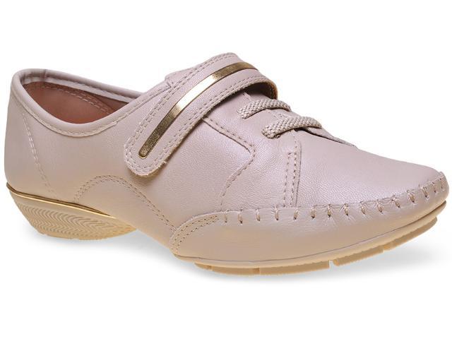 Sapato Feminino d Moon 51038 Natural