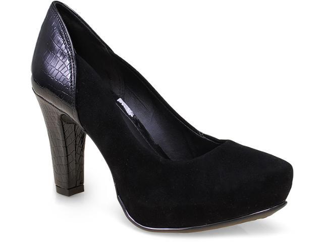 Sapato Feminino Dakota 7105 Preto