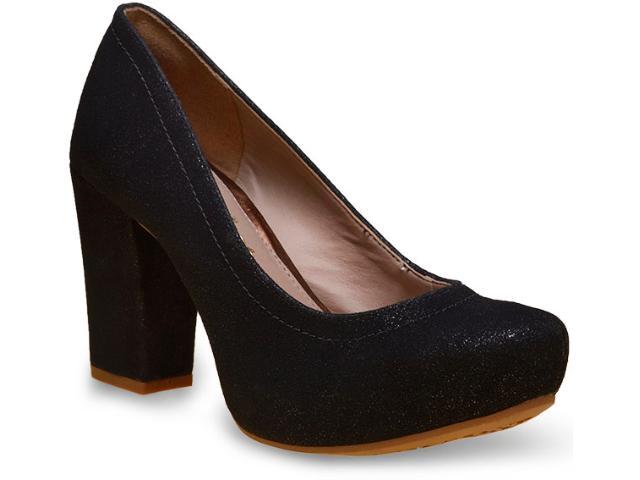 Sapato Feminino Dakota 6644 Preto
