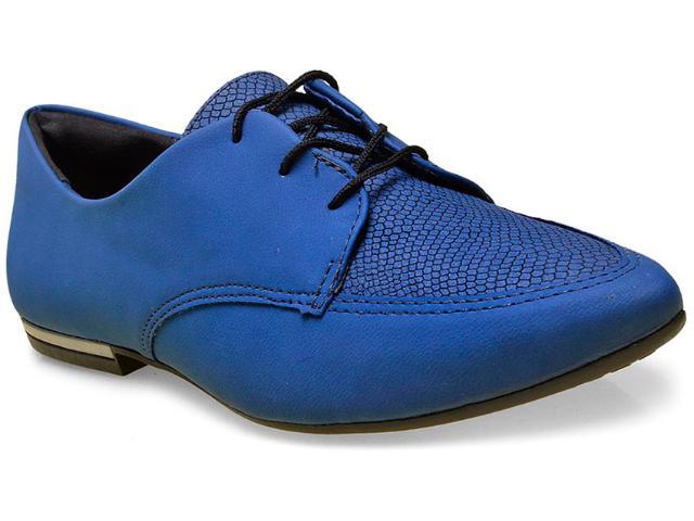 Sapato Feminino Dakota 7944 Anil