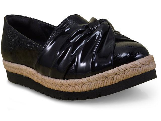 Sapato Feminino Dakota B9383 Preto