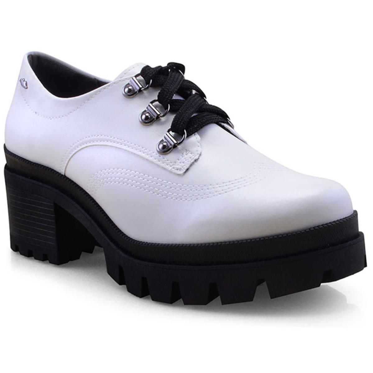 Sapato Feminino Dakota G1351 Branco