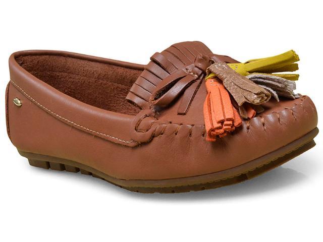 Sapato Feminino Dakota 8303 Castanho
