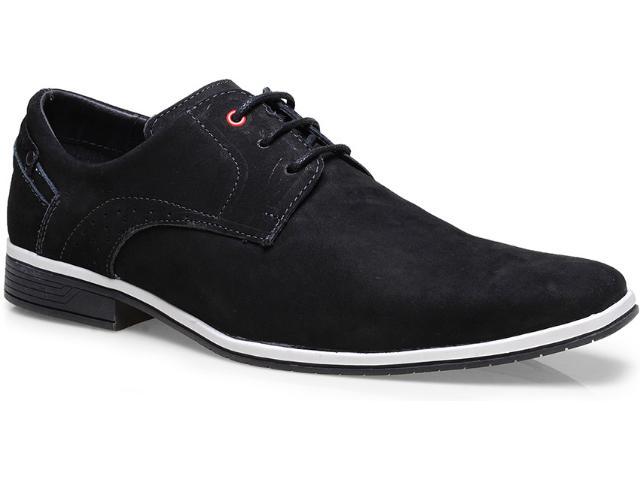 Sapato Masculino Fegalli 21015 Preto