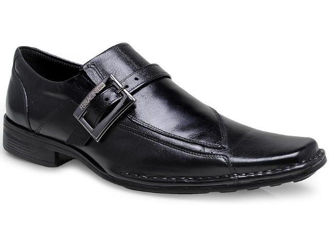 Sapato Masculino Ferracini 6483 Napoles Preto